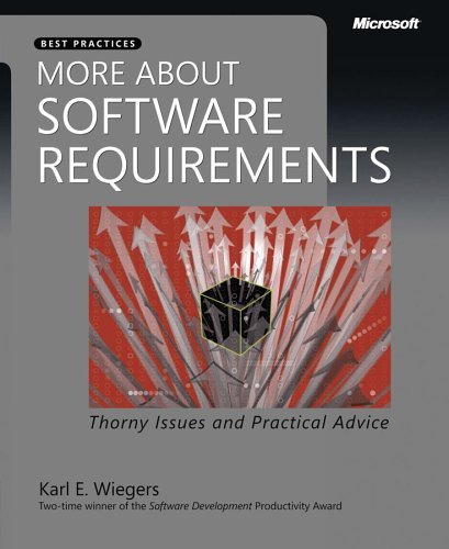 Karl Wiegers Requirements Template